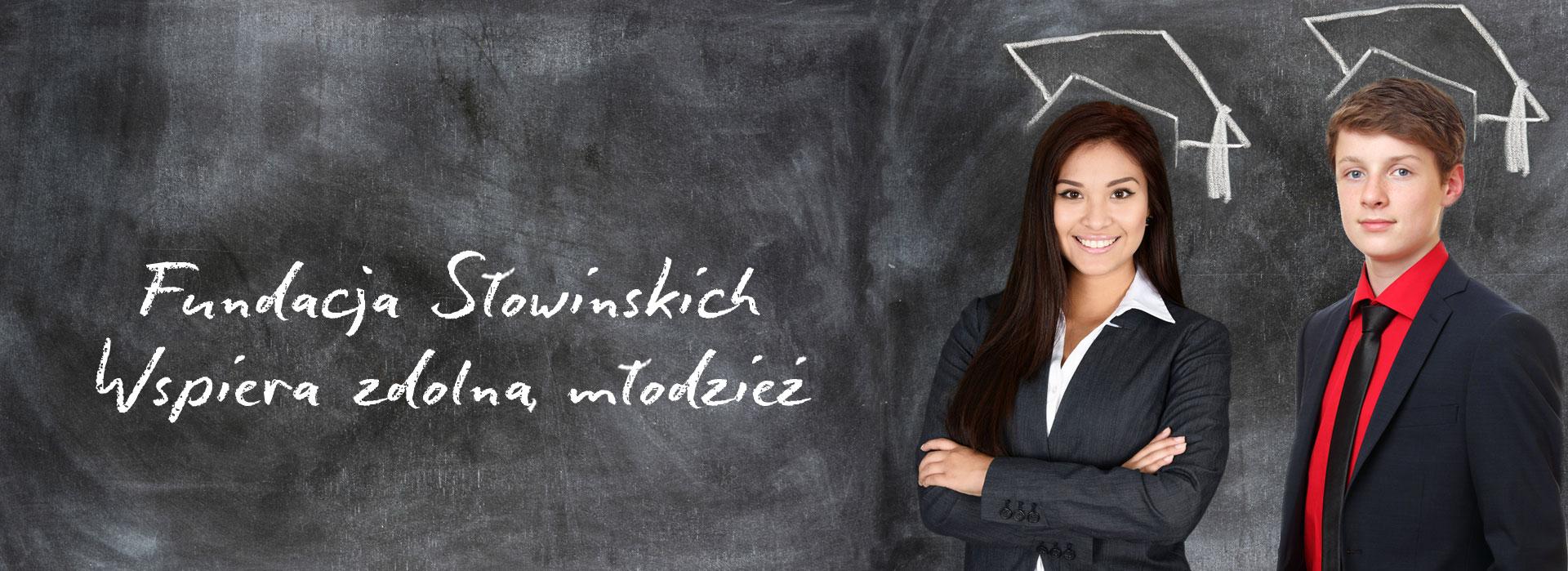 Fundacja Słowińskich baner