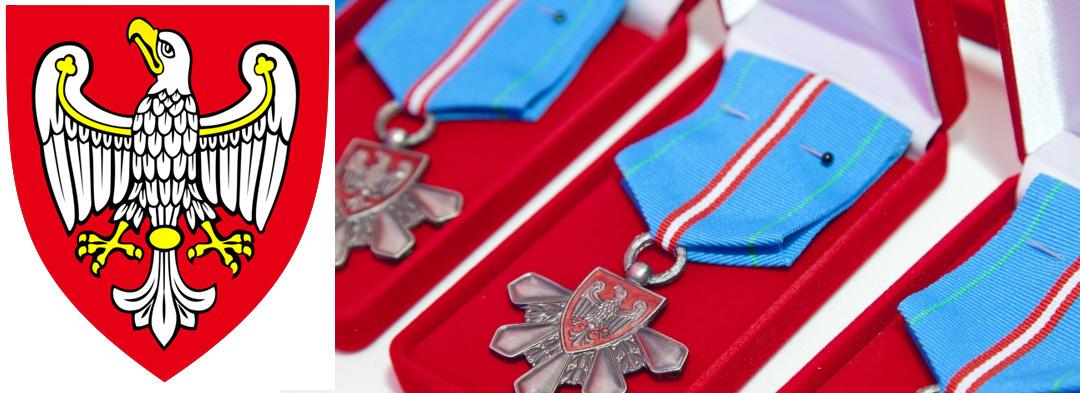 """Odznaka """"Zasłużony dla Województwa Wielkopolskiego"""" dla Fundacji"""